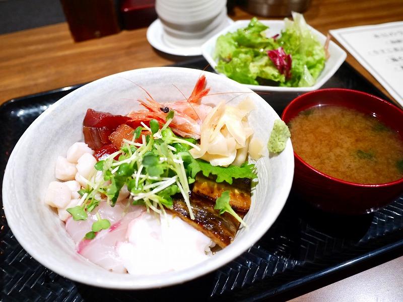 寅(とら)  海鮮丼