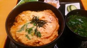 藤乃 玉子とじ丼 日式鸡蛋盖饭