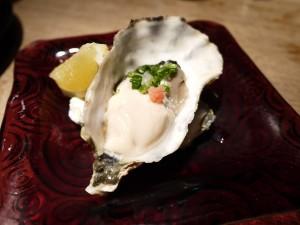 和食 りんか 生牡蠣