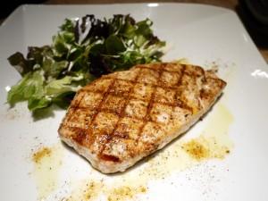 和食 りんか カジキマグロ  金枪鱼鱼排