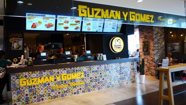 グズマンイーゴメズ(Guzman y Gomez -GYG-)